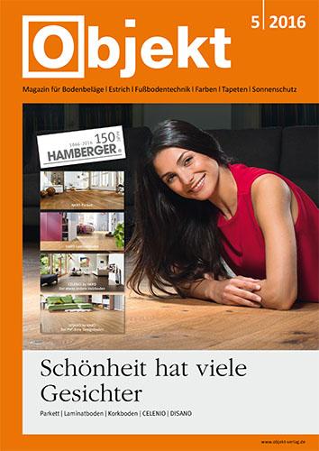 Objekt Magazin aterra 2016 Titel